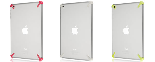 PRECISION corner protector for iPad Mini 3色